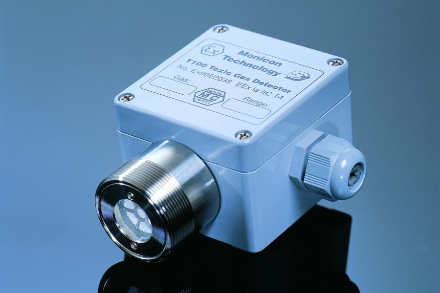 gassdetektor t100